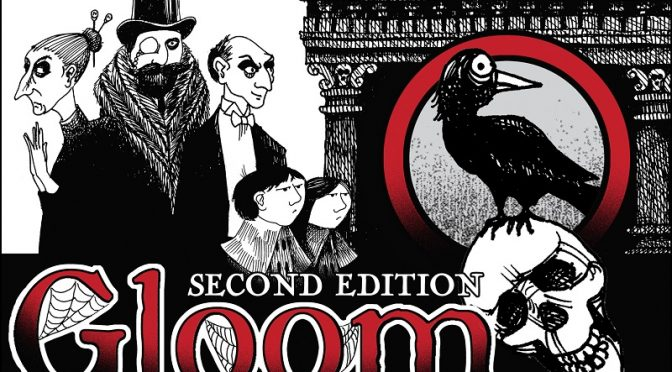A Glimpse Into The Vault: Gloom