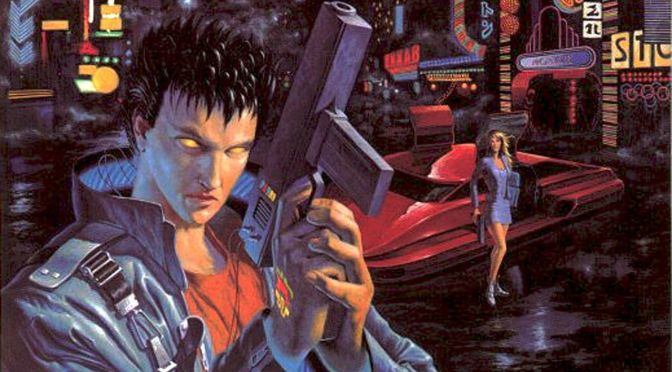 Level One Wonk: Playing Old Games with Cyberpunk 2020