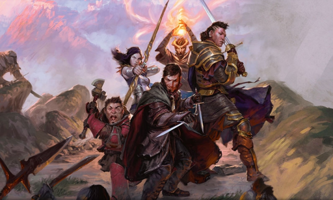 Meet the Party: Unearthed Arcana Revised #2