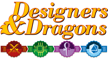 Level One Wonk Reviews: Designers and Dragons