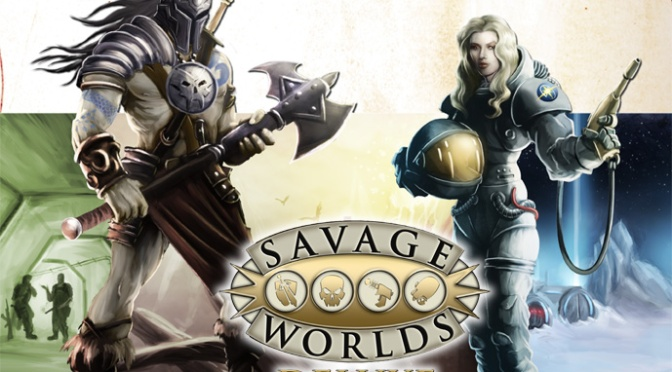 Meet the Party: Savage Worlds