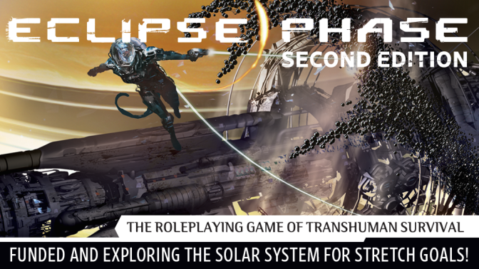 Meet the Party: Eclipse Phase Second Edition