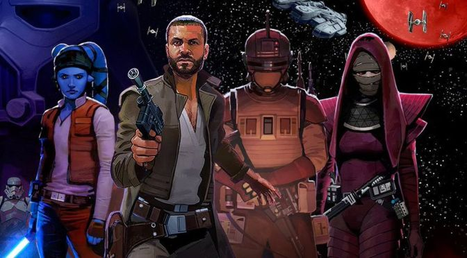 Meet the Party: Star Wars Uprising