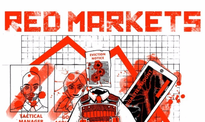 Level One Wonk: Red Markets