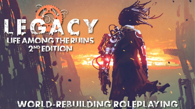 Level One Wonk: Legacy: Life Among the Ruins