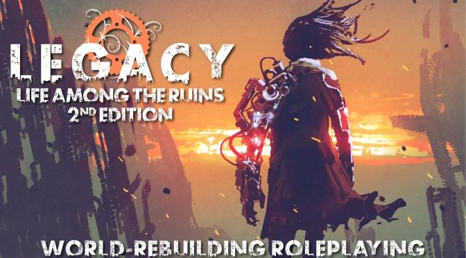 Level One Wonk: Legacy: Life Among the Ruins