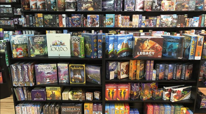 Level One Wonk Reviews: Hobby Games: The 100 Best
