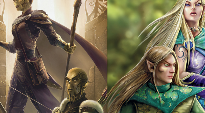 Unearthing the Eladrin and Gith