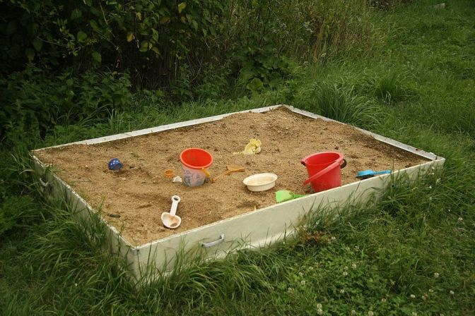Level One Wonk: The Sandbox