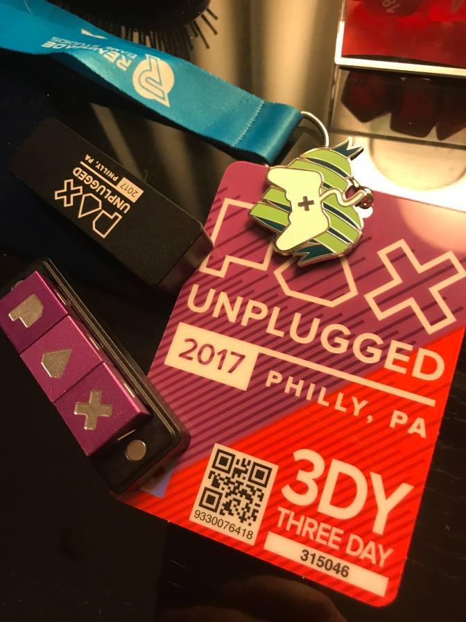 A PAX Unplugged Review