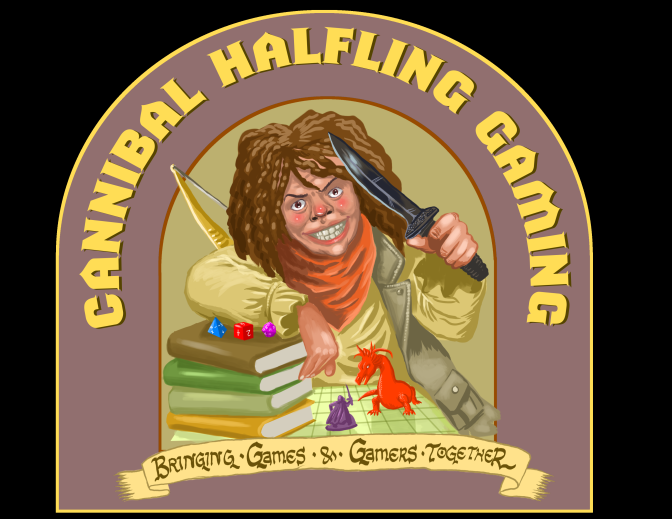 A Year of Cannibal Halflings