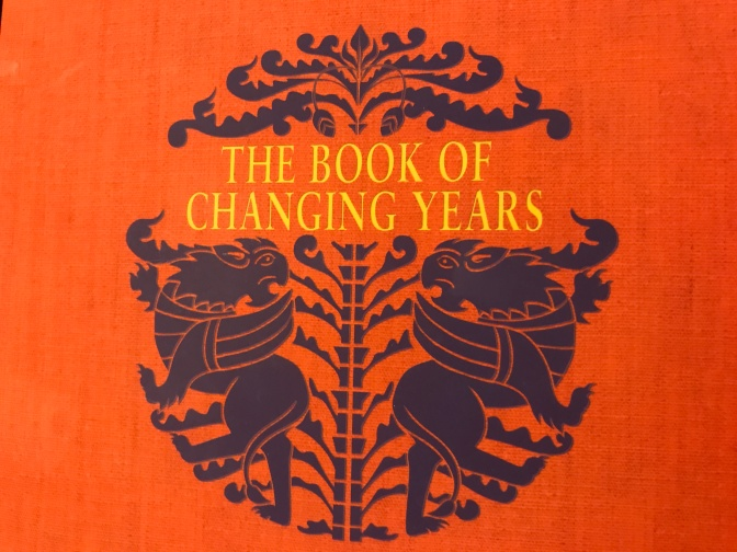 The Book of Changing Years