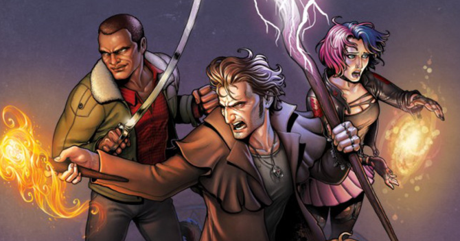 Meet the Party: Dresden Files Accelerated