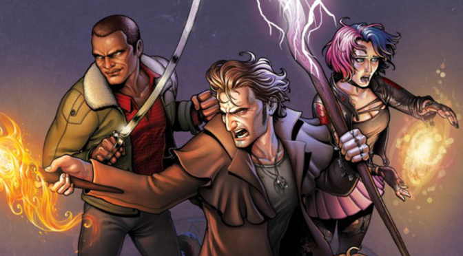 Dresden Files Accelerated Review