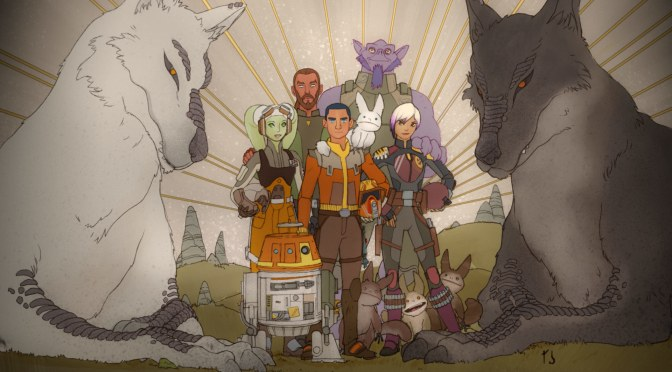 Meet the Party: Star Wars: Dawn of Rebellion