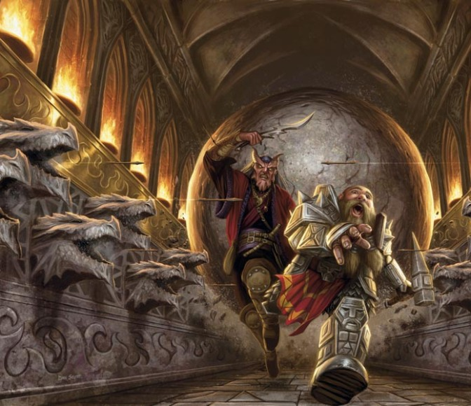 Adventure Log: Dungeons and Dragons, Part 3