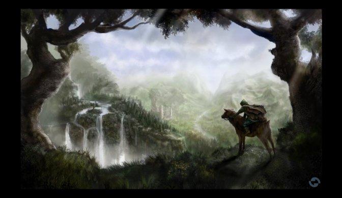 Adventure Log: Single Player D&D: Nemere Pt. 1