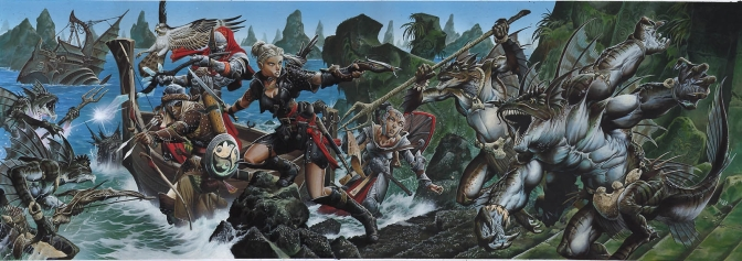 Adventure Log: Dungeons and Dragons, Part 5