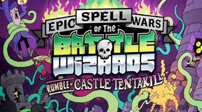 A Glimpse Into the Vault: Epic Spell Wars Of the Battle Wizards