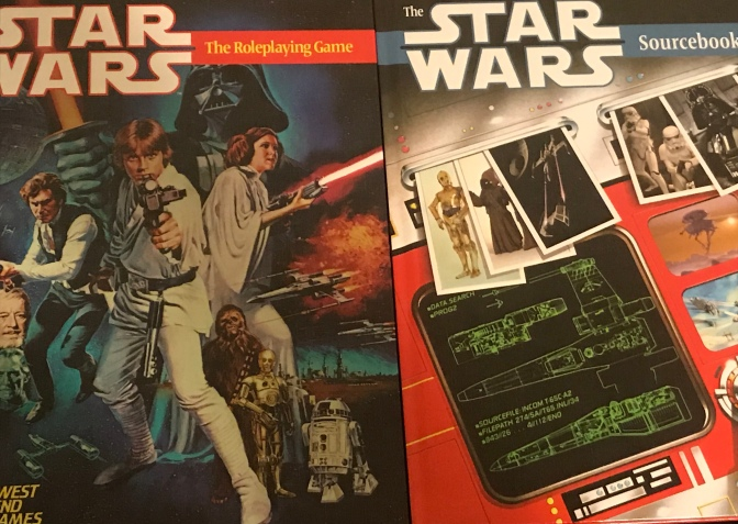 Star Wars: The Roleplaying Game 30th Anniversary Edition Review