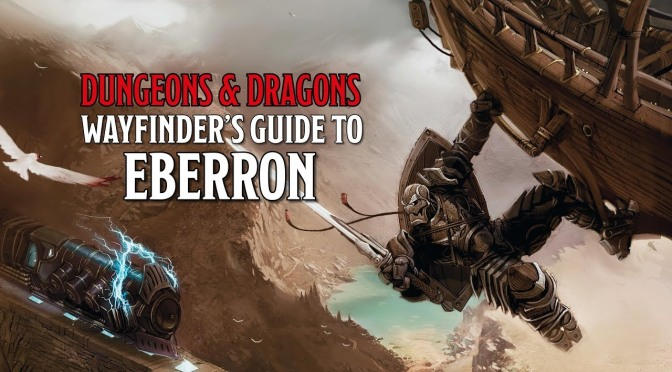 Wayfinder's Guide to Eberron Review