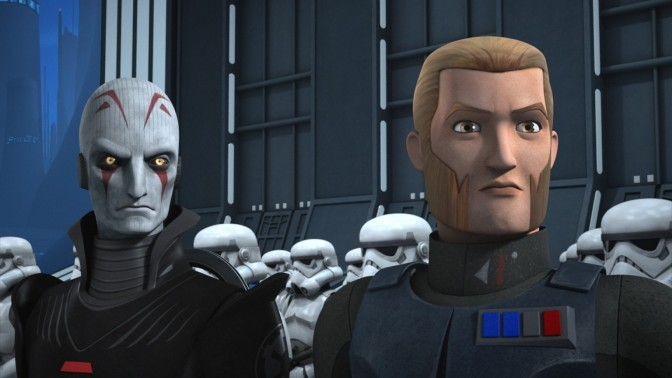 Meet the Party: Star Wars: Dawn of Empire