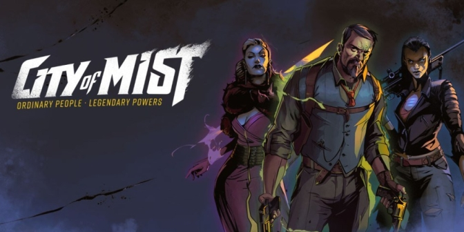 City of Mist Review