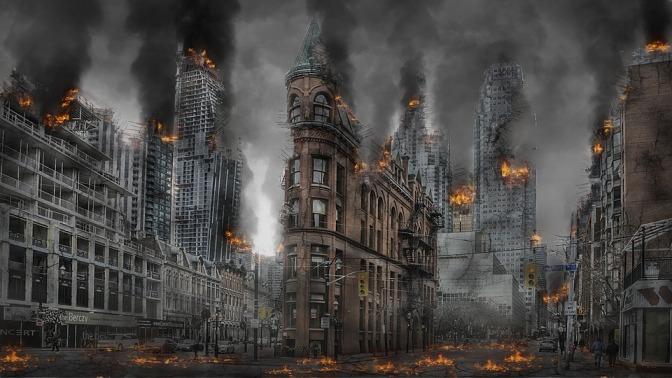 Meet the Campaign: Apocalyptic Hexcrawl