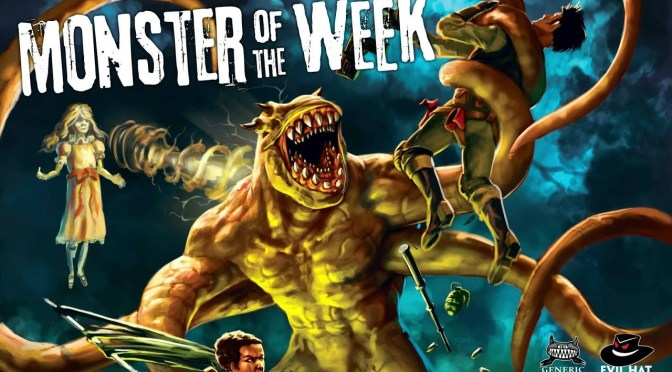 The Independents: Monster of the Week