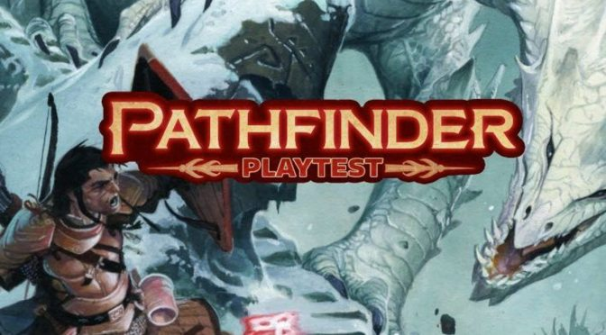 Pathfinder Playtest Preview