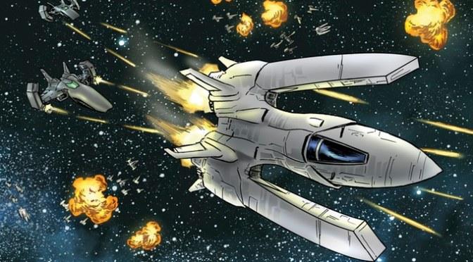 Tachyon Squadron Review