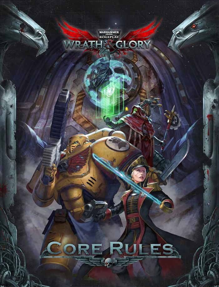 Wrath and Glory Review | Cannibal Halfling Gaming