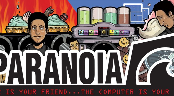 Meet the Campaign: Straight Paranoia