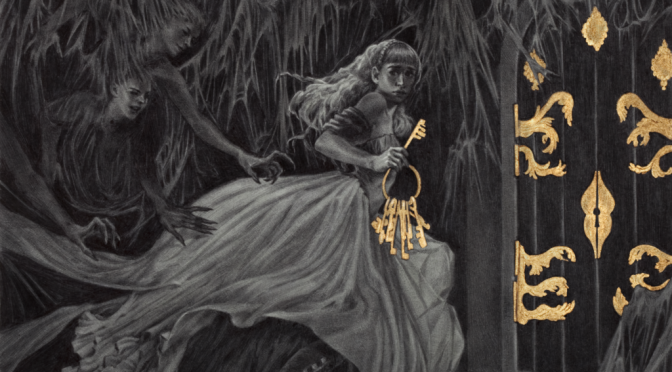 Bluebeard's Bride: The Books of Lore and Rooms Review