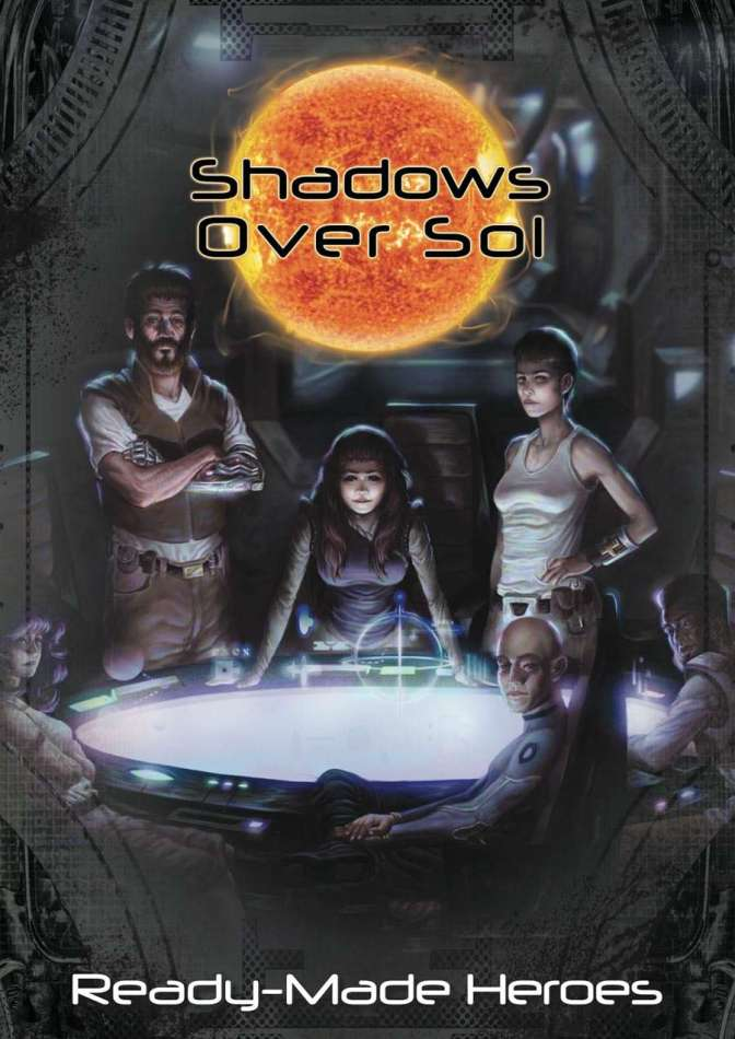 Meet the Party: Shadows Over Sol