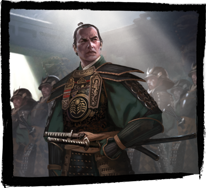 Meet the Party: Legend of the Five Rings: Otosan Uchi