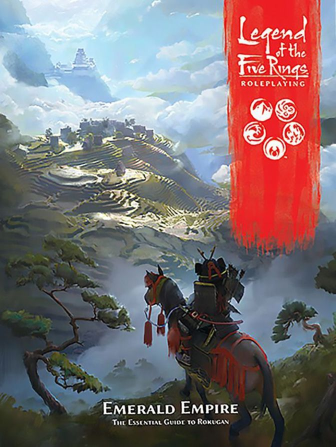 Legend of the Five Rings: Emerald Empire Review