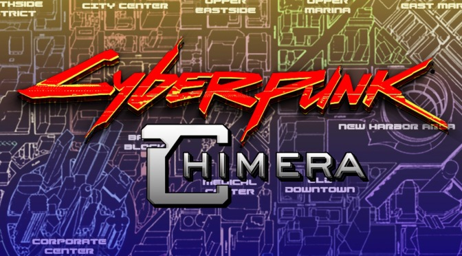 System Hack: Cyberpunk Chimera Cities