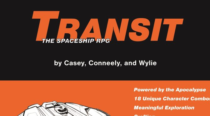 TRANSIT: The Spaceship RPG