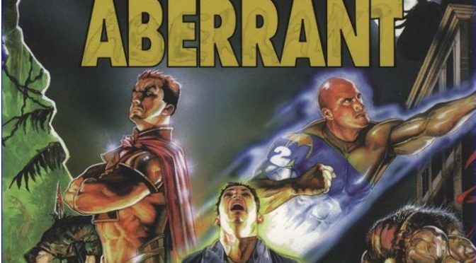 Aberrant: A Forgotten Superhero RPG Worth Remembering
