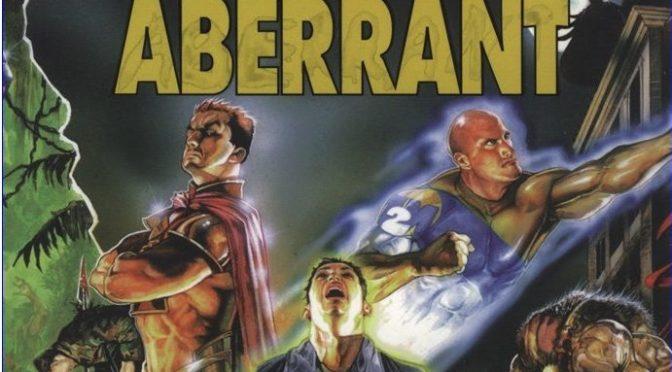 Aberrant: A Forgotten Superhero RPG Worth Remembering