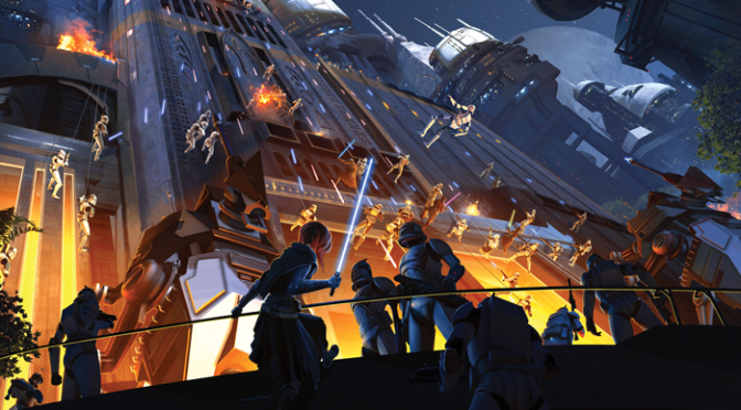Meet the Party: Star Wars: Jedi Knights and Clone Soldiers