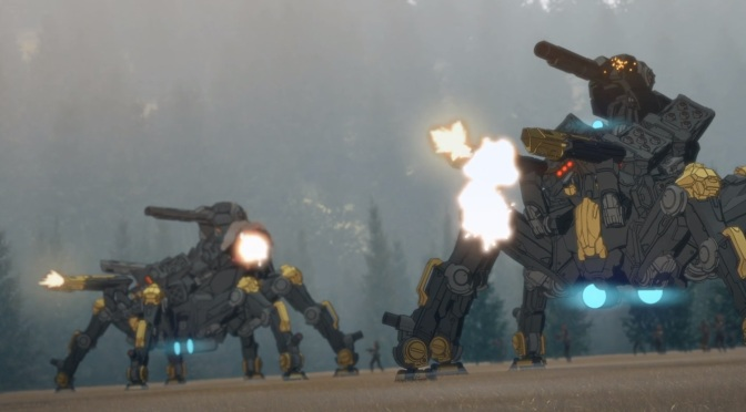 System Hack: Genesys Mecha: Minions and Adversaries