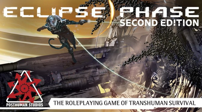 Eclipse Phase Second Edition Review