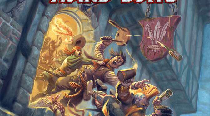 Warhammer Fantasy: Rough Nights and Hard Days Review
