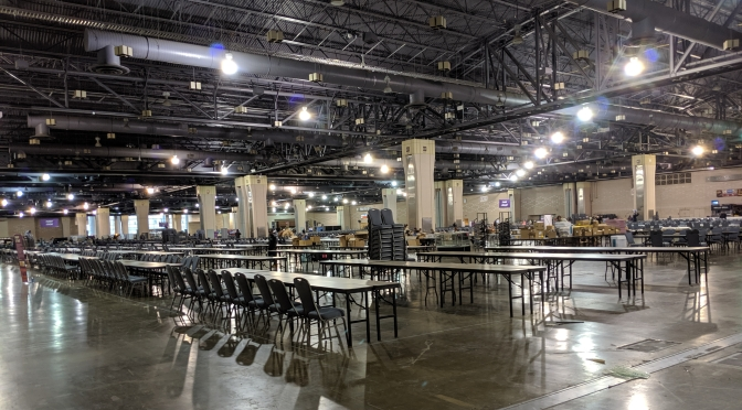 PAX Unplugged 2019: Day 3 Log