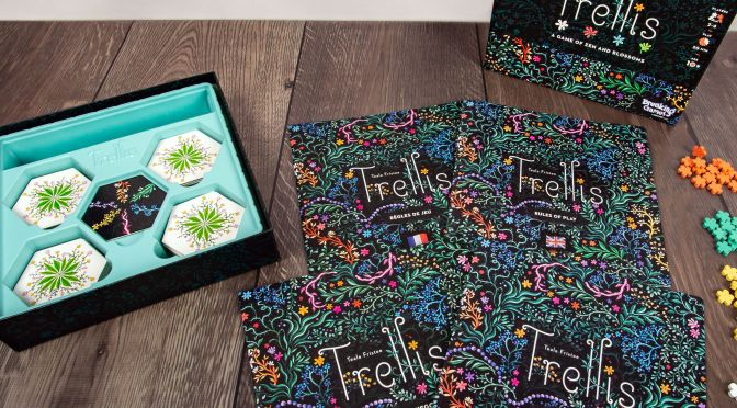 The Unplugged Vault: Trellis