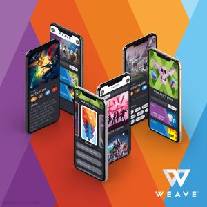 Weave iOS App Spread
