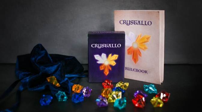 A Glimpse Into The Vault: Crystallo