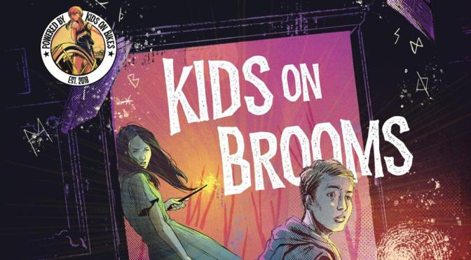 Kids On Brooms Review